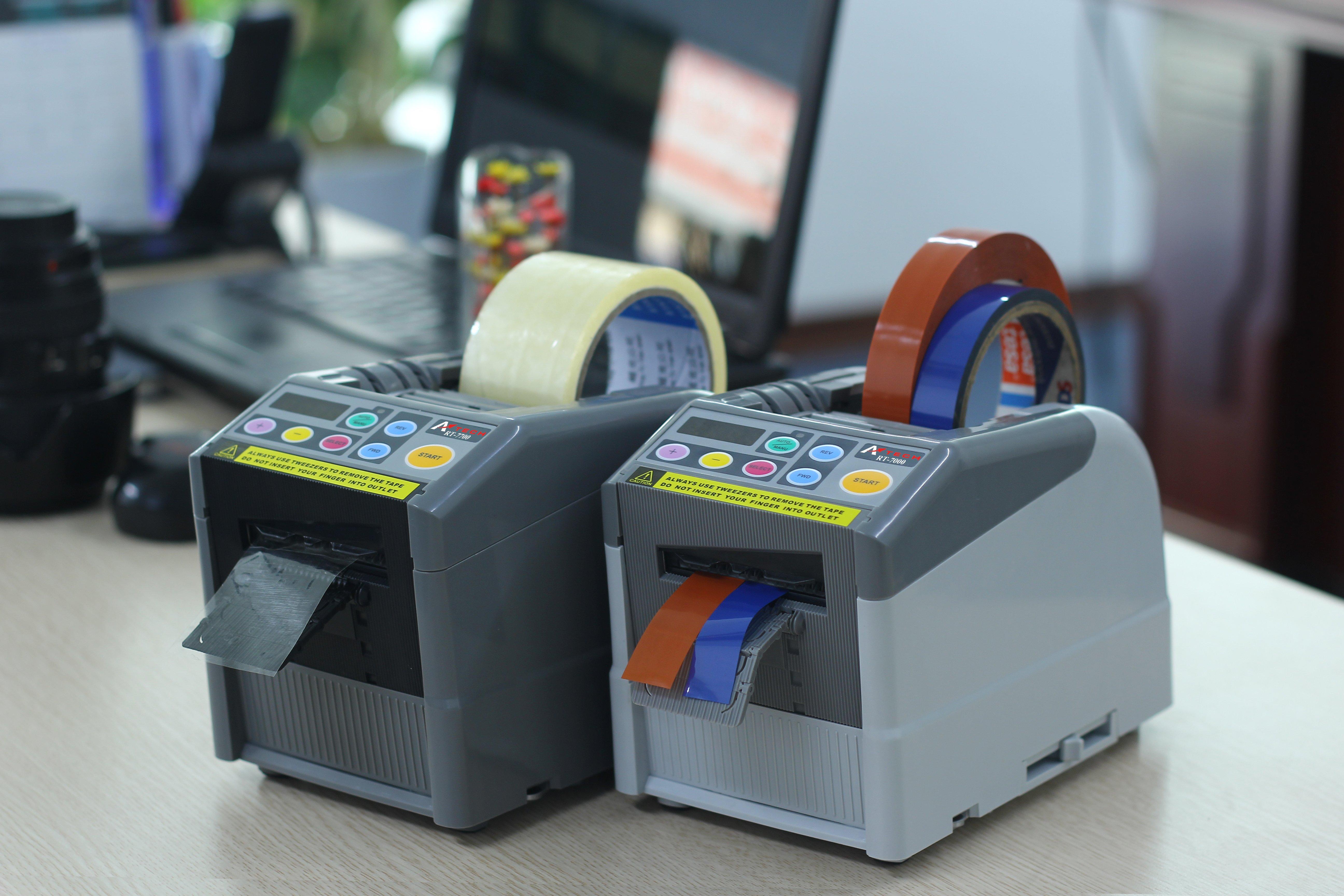 Máy cắt băng keo RT-7700 & RT-7000